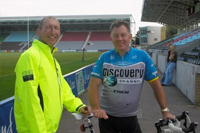 Charity Cycle Challenge Sponsorship Update