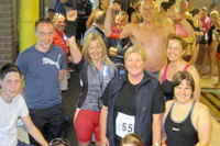 GHG Limited Compete in Charity Triathlon