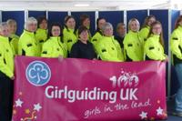 Sister Company GHG Sponsor Girl Guiding UK Charity Challenge